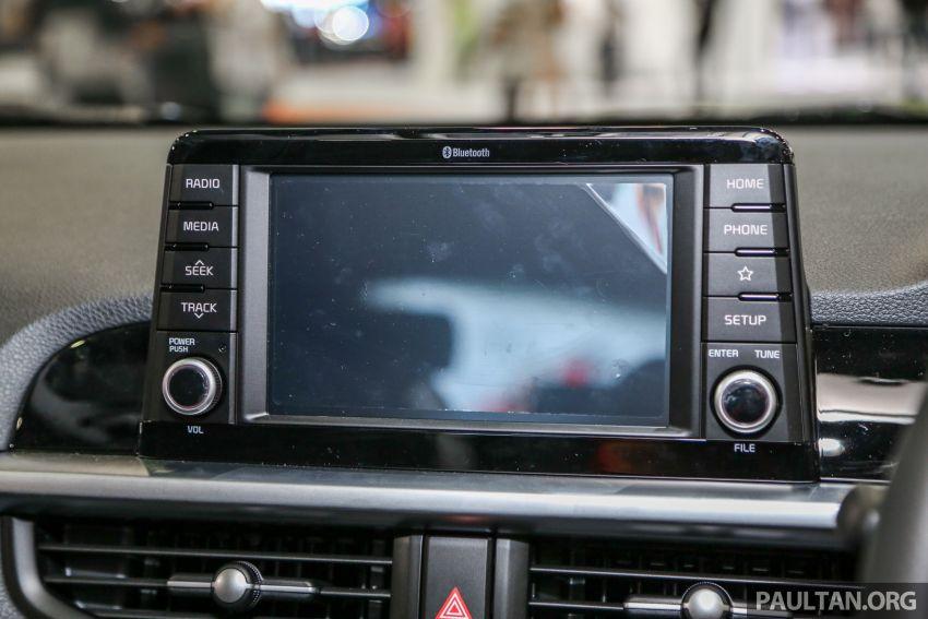 KLIMS18: Kia Picanto GT-Line on display with AEB Image #894173