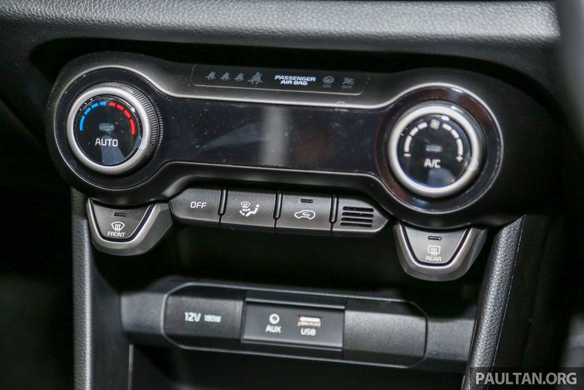 KLIMS18: Kia Picanto GT Line on display with AEB Image #894174