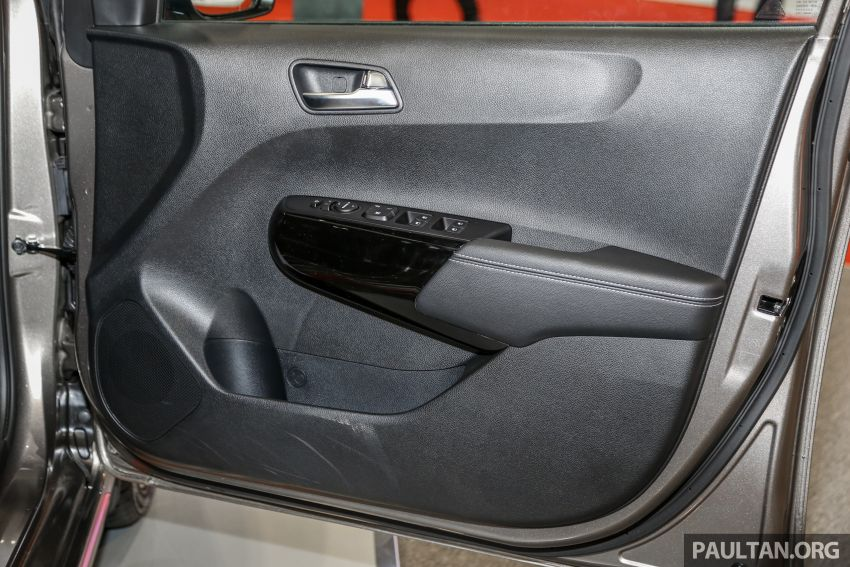 KLIMS18: Kia Picanto GT-Line kini dipamer, ada AEB Image #894252