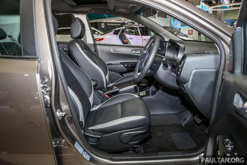 KLIMS18: Kia Picanto GT Line on display with AEB Image #894184
