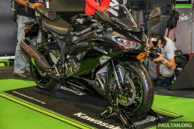 KLIMS18: 2019 Kawasaki Ninja ZX-10RR and ZX-6R launched in