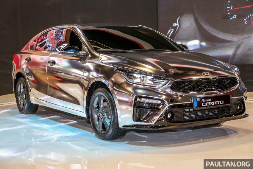 KLIMS18: New Kia Cerato makes its Malaysian debut Image #892324