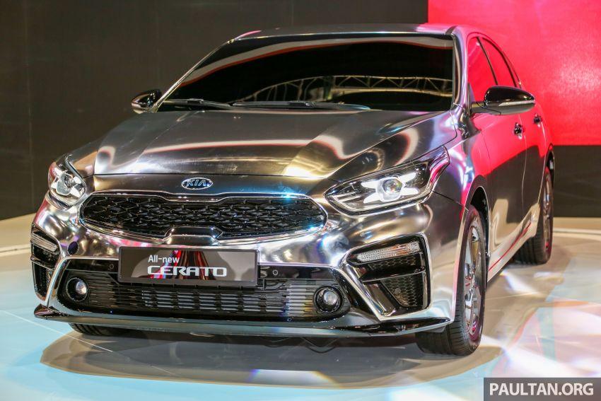 KLIMS18: New Kia Cerato makes its Malaysian debut Image #892326