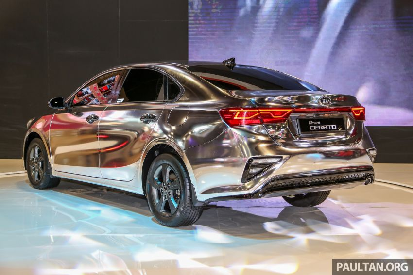 KLIMS18: New Kia Cerato makes its Malaysian debut Image #892327