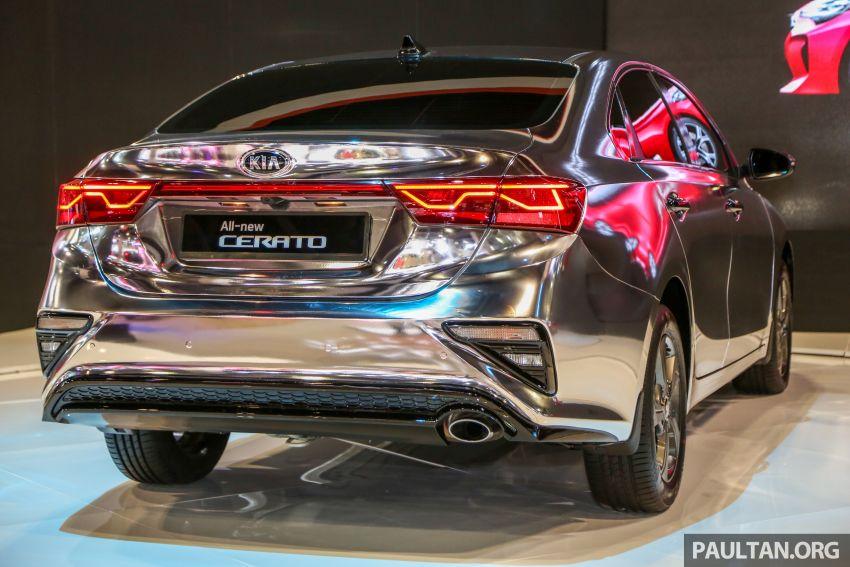 KLIMS18: New Kia Cerato makes its Malaysian debut Image #892328