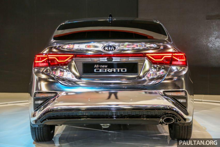 KLIMS18: New Kia Cerato makes its Malaysian debut Image #892330