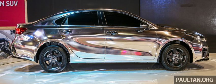 KLIMS18: New Kia Cerato makes its Malaysian debut Image #892331