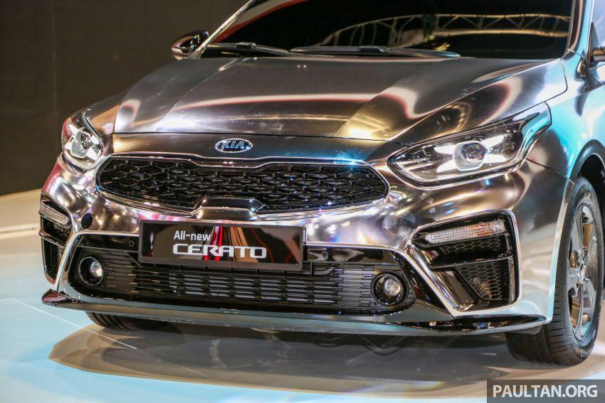 KLIMS18: New Kia Cerato makes its Malaysian debut Image #892332