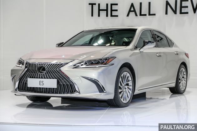 Klims18 New Lexus Es 250 Previewed In Malaysia