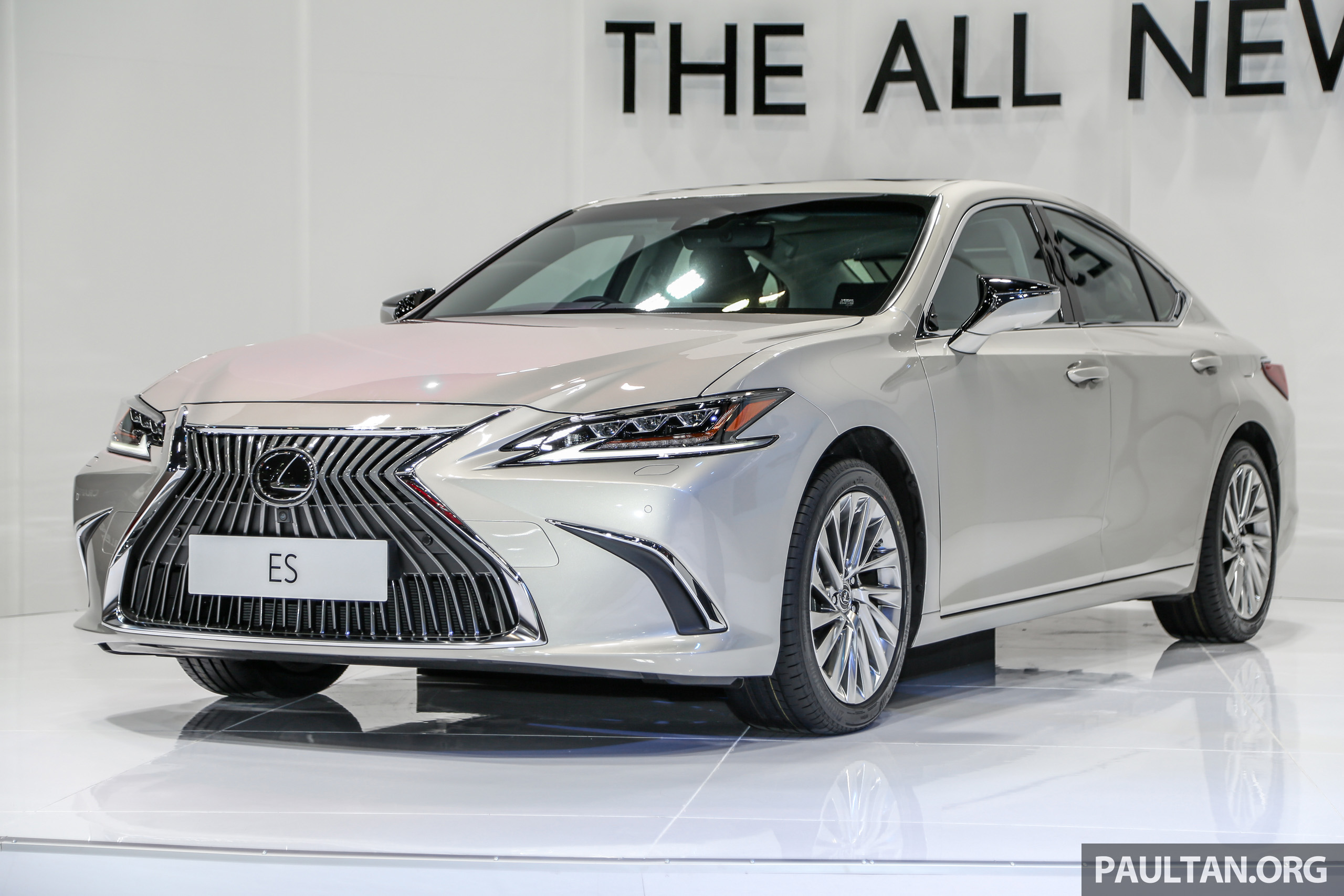 Klims18 New Lexus Es 250 Previewed In Malaysia Paultan Org