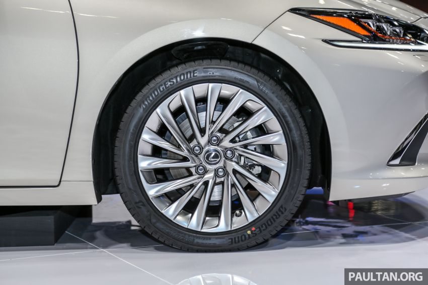 KLIMS18: New Lexus ES 250 previewed in Malaysia Image #892080