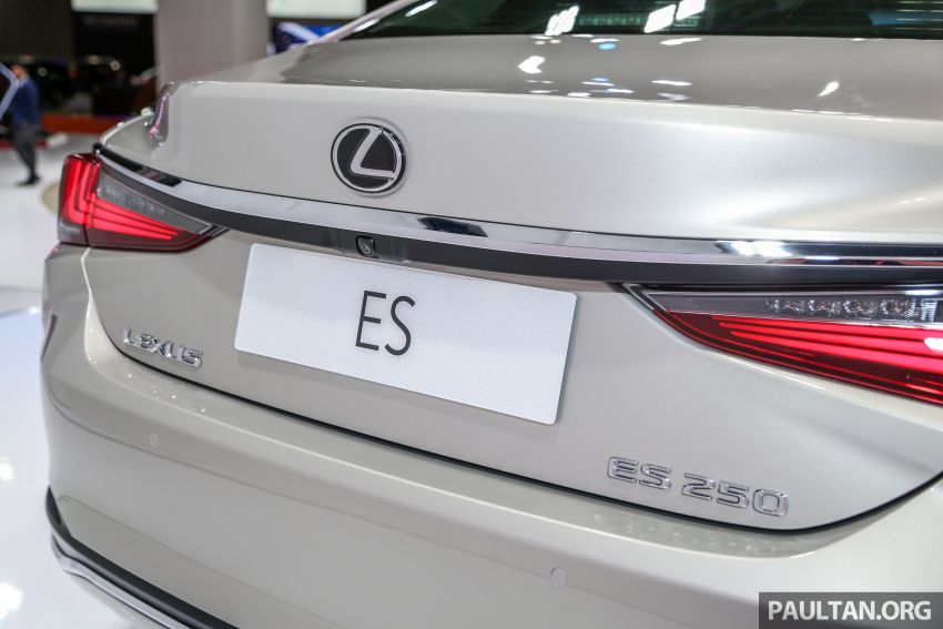 KLIMS18: New Lexus ES 250 previewed in Malaysia Image #892090