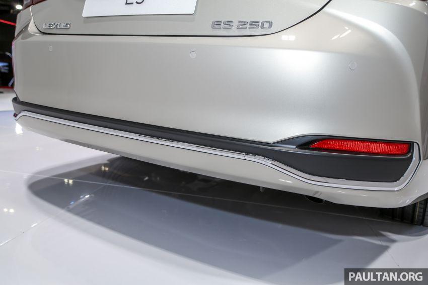 KLIMS18: Lexus ES250 baru dipertonton di Malaysia Image #893442