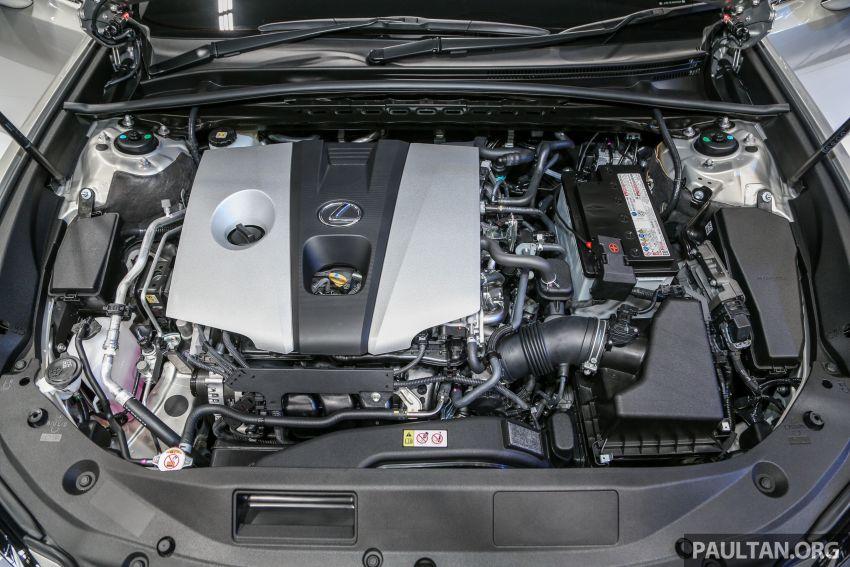 KLIMS18: Lexus ES250 baru dipertonton di Malaysia Image #893444