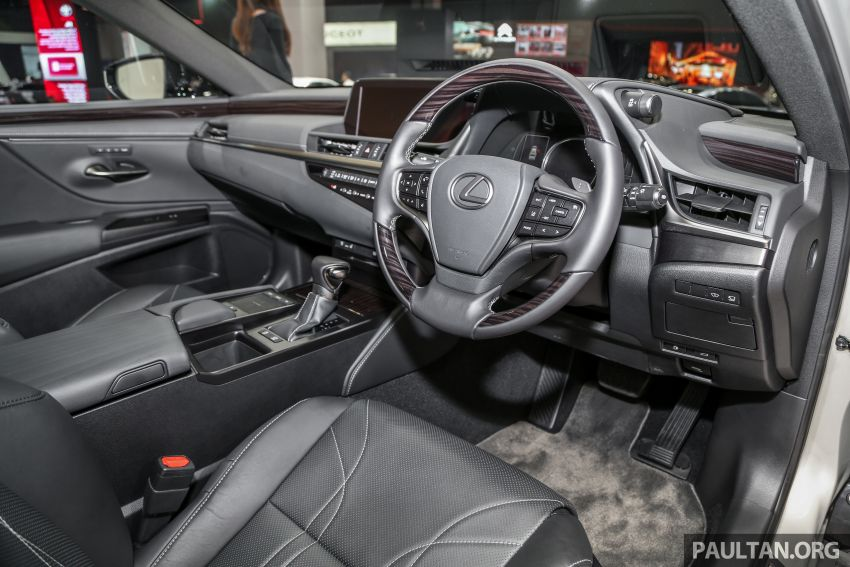 KLIMS18: New Lexus ES 250 previewed in Malaysia Image #892101