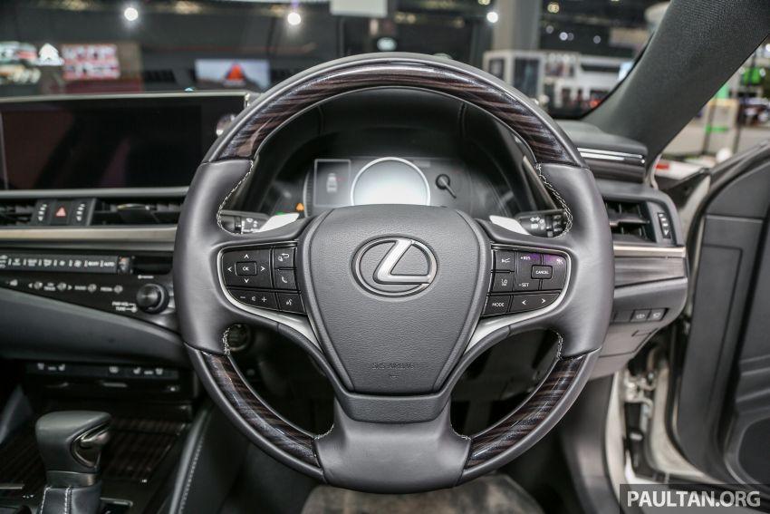 KLIMS18: New Lexus ES 250 previewed in Malaysia Image #892106