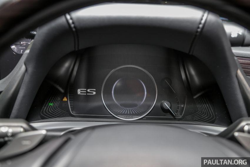 KLIMS18: Lexus ES250 baru dipertonton di Malaysia Image #893451
