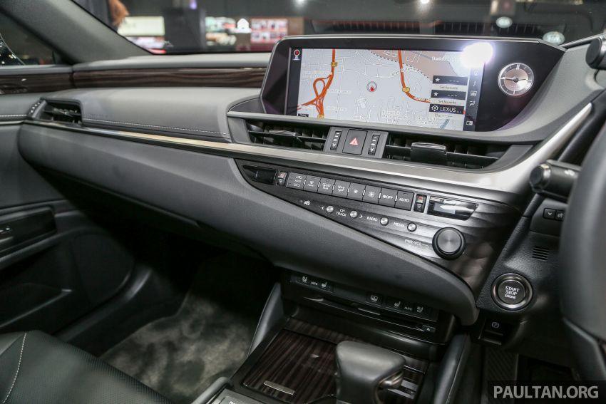 KLIMS18: Lexus ES250 baru dipertonton di Malaysia Image #893452