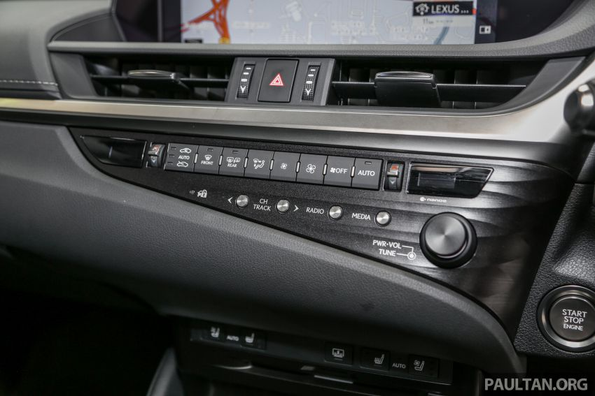 KLIMS18: New Lexus ES 250 previewed in Malaysia Image #892115