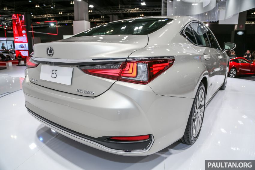 KLIMS18: New Lexus ES 250 previewed in Malaysia Image #892065