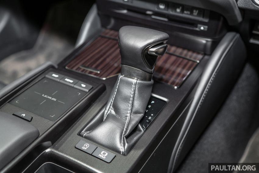 KLIMS18: Lexus ES250 baru dipertonton di Malaysia Image #893459