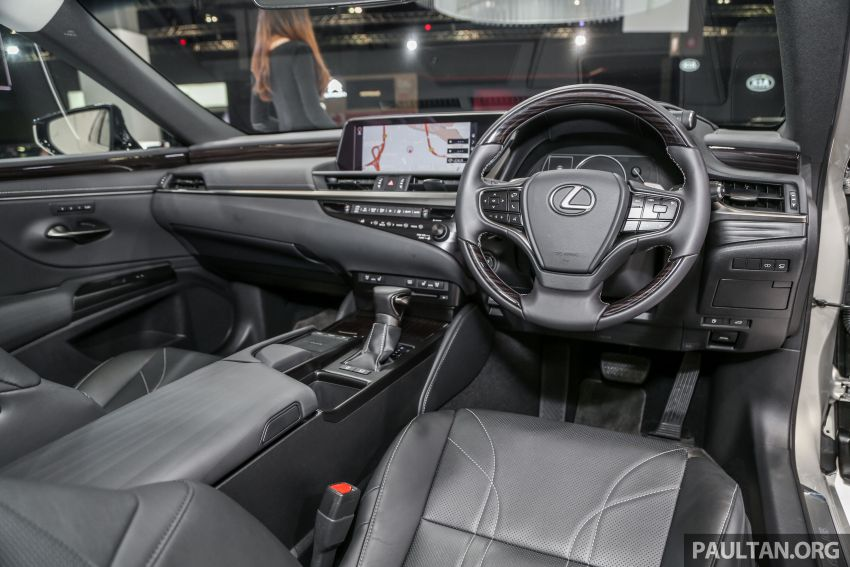 KLIMS18: New Lexus ES 250 previewed in Malaysia Image #892127