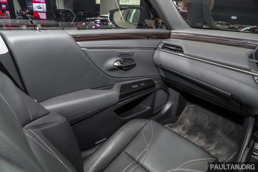 KLIMS18: New Lexus ES 250 previewed in Malaysia Image #892129