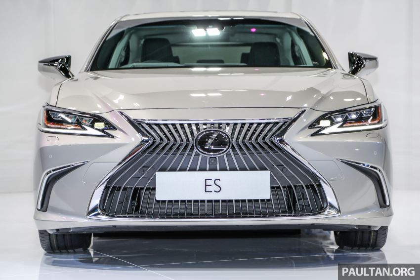 KLIMS18: New Lexus ES 250 previewed in Malaysia Image #892067