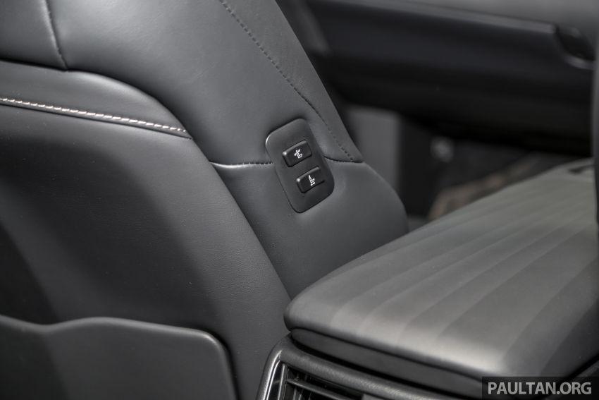 KLIMS18: Lexus ES250 baru dipertonton di Malaysia Image #893475
