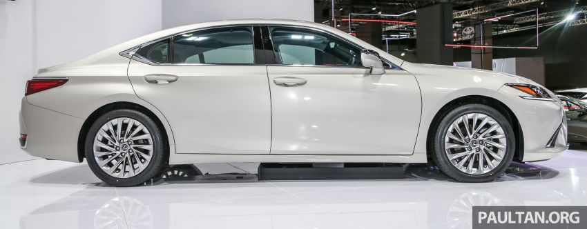 KLIMS18: New Lexus ES 250 previewed in Malaysia Image #892069