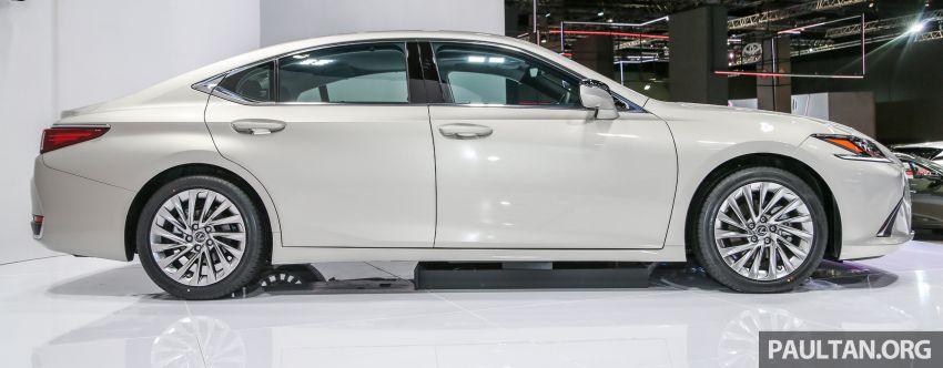KLIMS18: Lexus ES250 baru dipertonton di Malaysia Image #893426