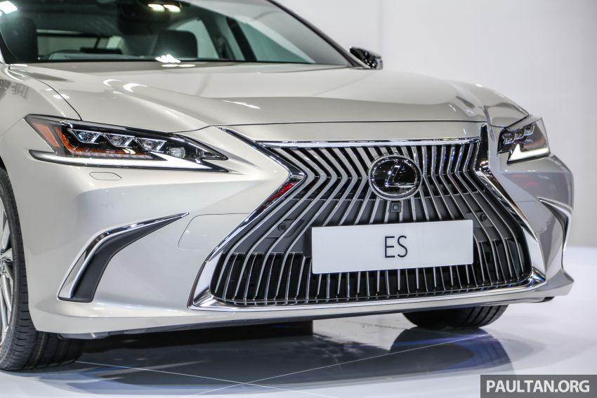 KLIMS18: Lexus ES250 baru dipertonton di Malaysia Image #893427