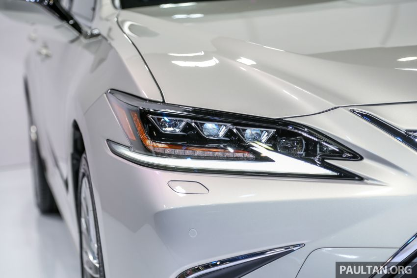 KLIMS18: New Lexus ES 250 previewed in Malaysia Image #892072