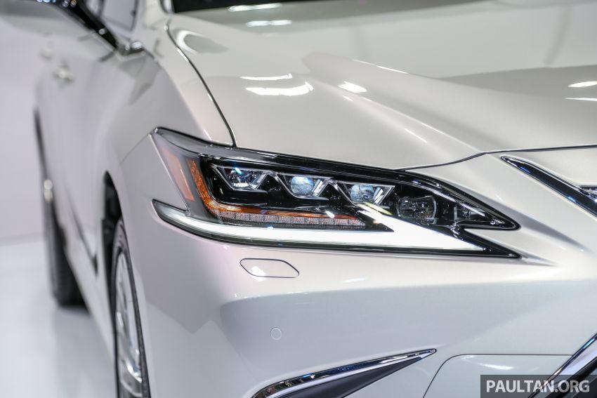 KLIMS18: Lexus ES250 baru dipertonton di Malaysia Image #893428