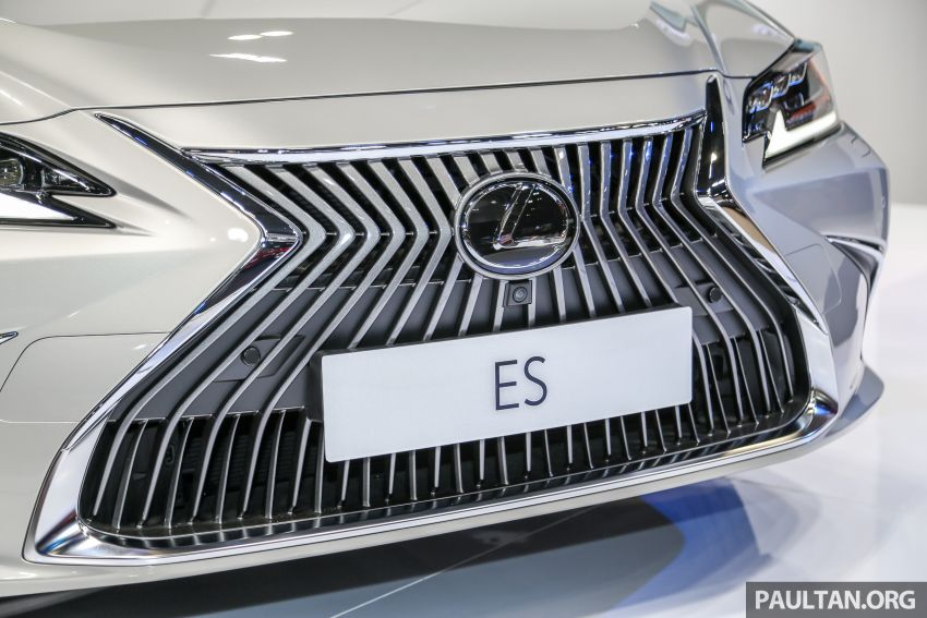 KLIMS18: New Lexus ES 250 previewed in Malaysia Image #892077