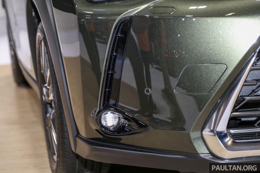 KLIMS18: Lexus UX tampil pertama kali di Malaysia Image #892877