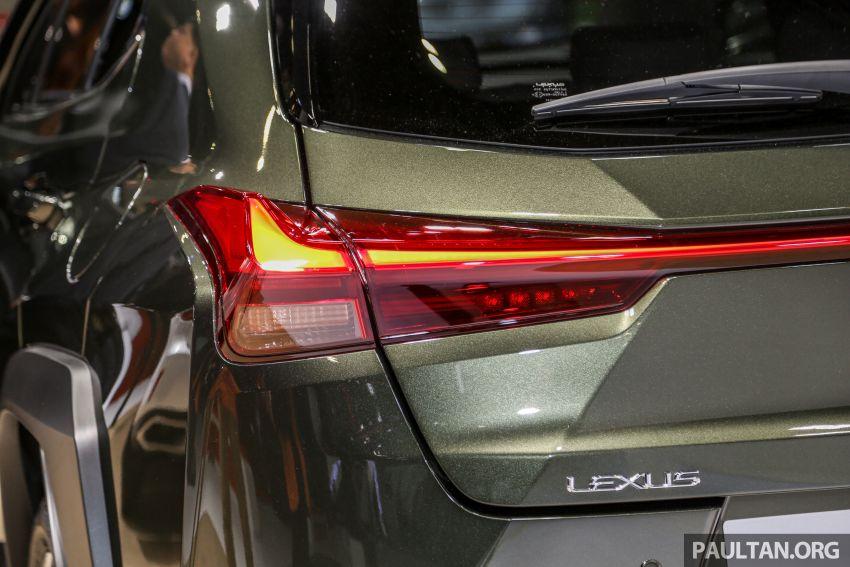 KLIMS18: Lexus UX tampil pertama kali di Malaysia Image #892880