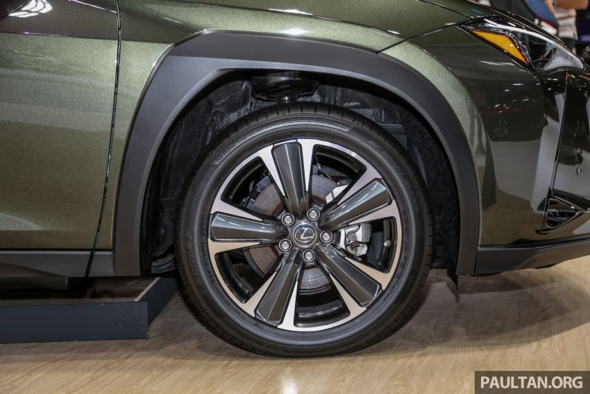 KLIMS18: Lexus UX crossover previewed in Malaysia Image #892459