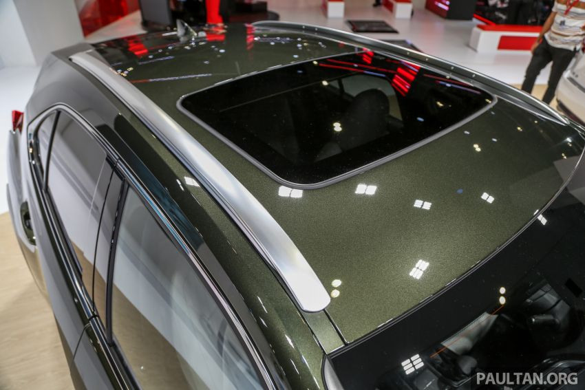 KLIMS18: Lexus UX crossover previewed in Malaysia Image #892463