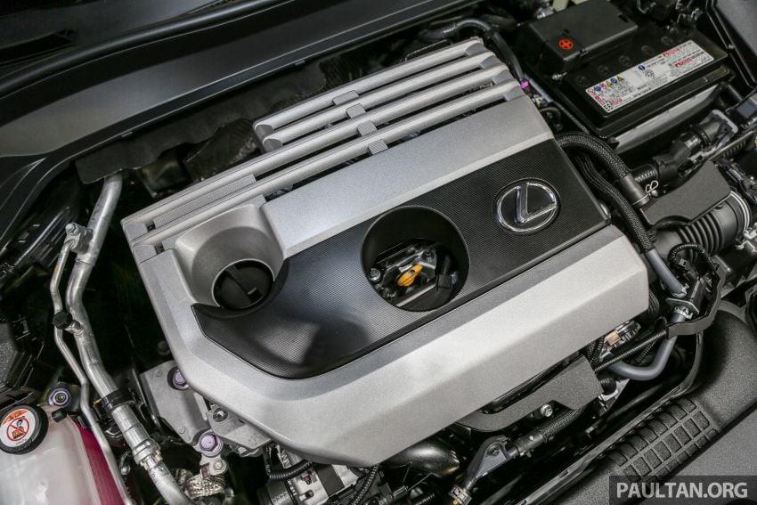 KLIMS18: Lexus UX tampil pertama kali di Malaysia Image #892891