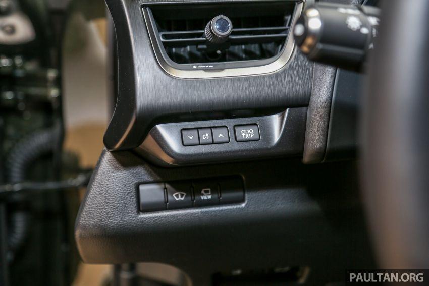 KLIMS18: Lexus UX tampil pertama kali di Malaysia Image #892896