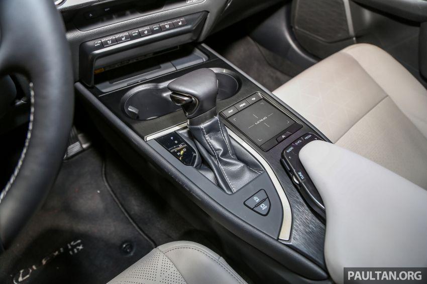 KLIMS18: Lexus UX tampil pertama kali di Malaysia Image #892902