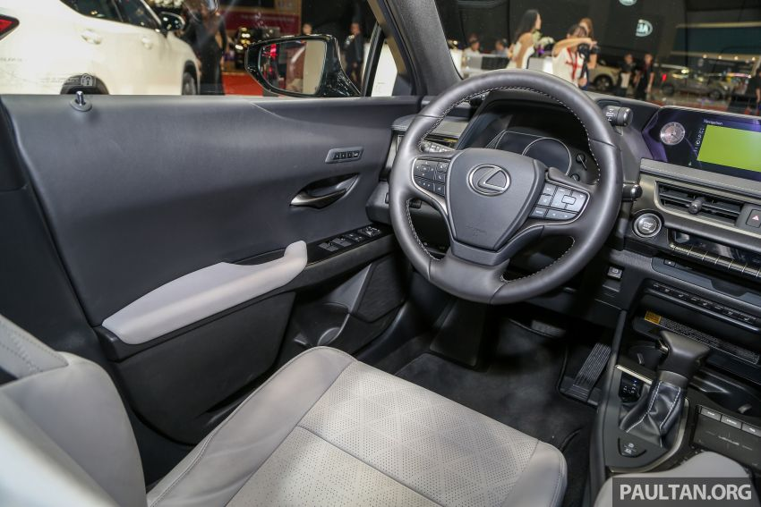 KLIMS18: Lexus UX crossover previewed in Malaysia Image #892497