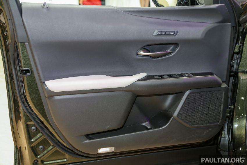 KLIMS18: Lexus UX tampil pertama kali di Malaysia Image #892912