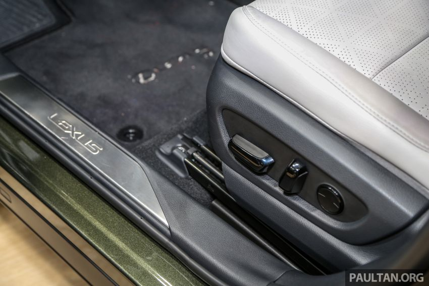 KLIMS18: Lexus UX crossover previewed in Malaysia Image #892504