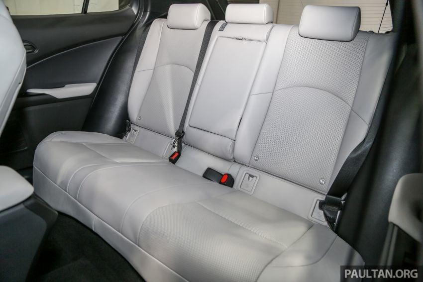 KLIMS18: Lexus UX tampil pertama kali di Malaysia Image #892919
