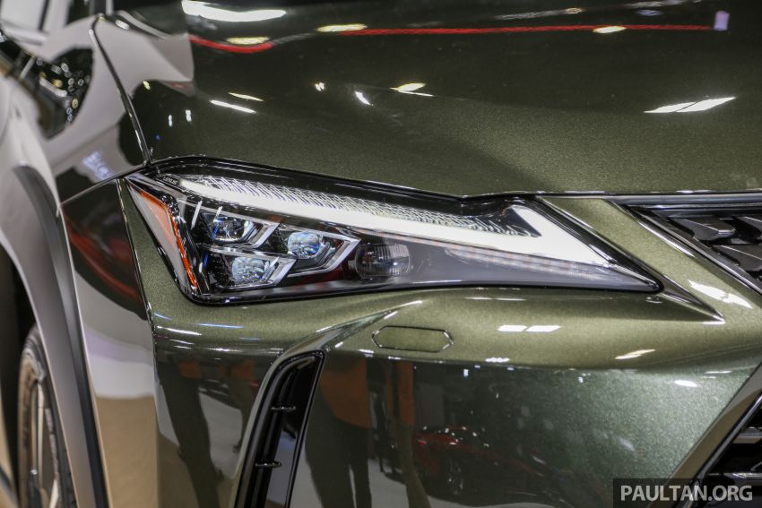 KLIMS18: Lexus UX crossover previewed in Malaysia Image #892446
