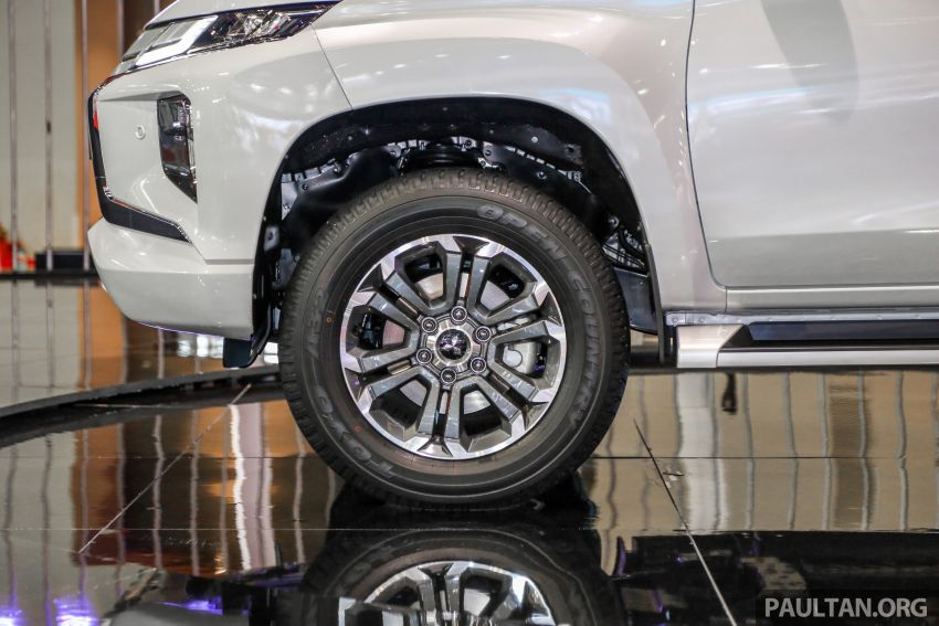 2019 Mitsubishi Triton now open for booking in M'sia – launch in Q1 next year, 5 variants, from RM100k-140k Image #892599