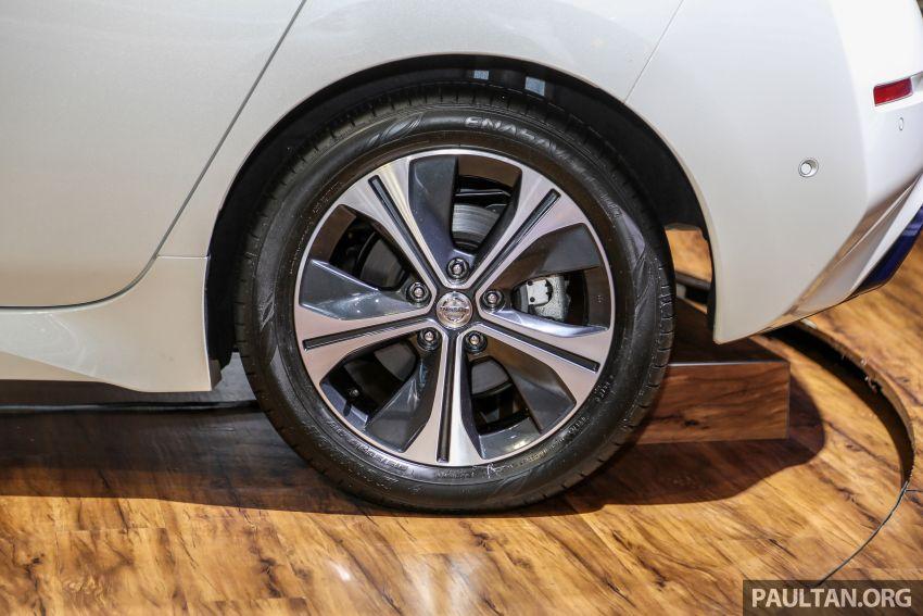 KLIMS18: Nissan Leaf – dilancarkan pertengahan 2019 Image #893150