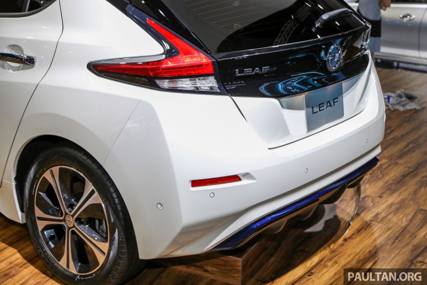 KLIMS18: Nissan Leaf previewed – mid-2019 launch Image #892539
